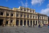 Ayuntamiento  Plaza De San Francisco  Seville  Andalucia  Spain