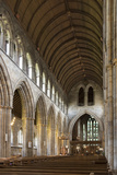 Dunblane Cathedral  Interior Looking East  Dunblane  Stirling  Scotland  United Kingdom