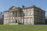 Attingham Park Mansion  Atcham  Shropshire  England  United Kingdom