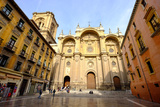 Catedral De Granada  Granada  Andalucia  Spain