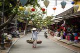 Street Scene  Hoi An  Vietnam  Indochina  Southeast Asia  Asia