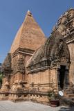 Po Nagar Cham Tower  Nha Trang  Vietnam  Indochina  Southeast Asia  Asia