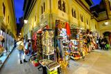 Al Caiceria Street Market  Granada  Andalucia  Spain
