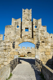 Liberty Gate  the Medieval Old Town of the City of Rhodes  Rhodes