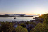 View over Oban Bay from Mccaig's Tower