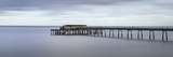 Panoramic Picture of Deal Pier  Deal  Kent  England  United Kingdom