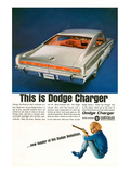 Charger-Dodge Rebellion Leader