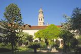 Armenian Monastery  San Lazzaro Degli Armeni  and Gardens  Venice  Veneto  Italy