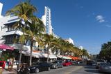 Breakwater Hotel  Ocean Drive  South Beach  Miami Beach  Florida  Usa