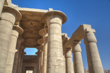 Column Reliefs  Hypostyle Hall  the Ramesseum (Mortuary Temple of Ramese Ii)