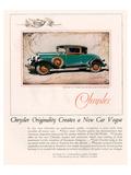 Chrysler Originality - New 75