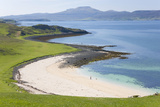 View over Coral Beach and Loch Dunvegan