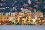 Santa Margherita Ligure Seen from the Harbour  Genova (Genoa)  Liguria  Italy  Europe
