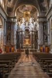 Interior of St Maria Di Nazareth Church  Venice  UNESCO World Heritage Site  Veneto  Italy  Europe