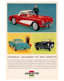 Chevrolet Unleashes Corvette