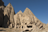 Selime  Ihlara  Western Cappadocia  Anatolia  Turkey  Asia Minor  Eurasia