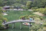 Ritsurin-Koen  Takamatsu  Shikoku  Japan