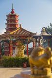 Ten Thousand Buddhas Monastery  Shatin  New Territories  Hong Kong  China  Asia