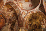 Apple Church  Goreme  UNESCO World Heritage Site  Cappadocia  Anatolia  Turkey  Asia Minor  Eurasia