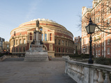 Exterior of the Royal Albert Hall  Kensington  London  England  United Kingdom  Europe