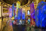 Crystal Lobby in Galaxy Hotel  Taipa  Macau  China  Asia
