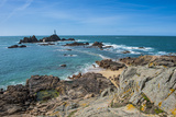 La Corbiere Lighthouse  Jersey  Channel Islands  United Kingdom