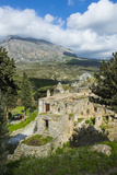 Monastery Kato Preveli (Kato Moni Preveli)  Crete  Greek Islands  Greece  Europe