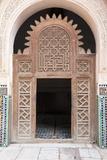 Medersa Ali Ben Youssef (Madrasa Bin Yousuf)  Medina  Marrakesh  Morocco
