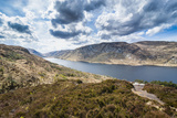 Glenveagh National Park  County Donegal  Ulster  Republic of Ireland