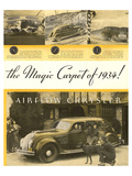 Chrysler Airflow- Magic Carpet