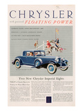 Chrysler Floating Power - 1925