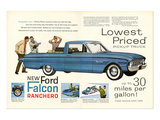 Ford 1960 New Falcon Ranchero