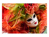 Annecy Festival Carnival Mask
