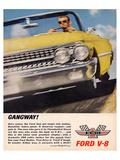 Ford 1961 Gangway V8