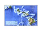 1995 Hawaii Map