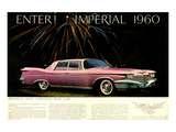 Chrysler Enter! Imperial 1960