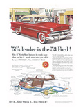 Ford 1953 Leader is the Ford
