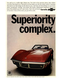 Corvette Superiority Complex