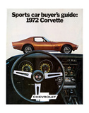 Buyer's Guide 1972 GM Corvette