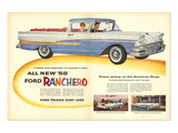 Ford 1958 All New `58 Ranchero