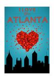 I Love You Atlanta  Georgia