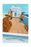 Prince Edward Island - Lobster Boat
