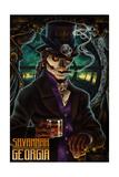 Savannah  Georgia - Baron Samedi Voodoo