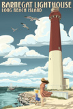 Long Beach Island - Barnegat Lighthouse