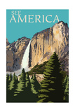 See America - National Park WPA Sentiment