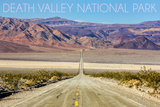 Death Valley National Park - Road