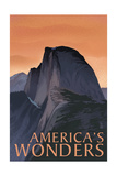 America's Wonders - National Park WPA Sentiment