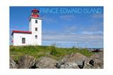 Prince Edward Island - Caribou Lighthouse