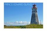 Prince Edward Island - Cape Jourimain Lighthouse and Bridge