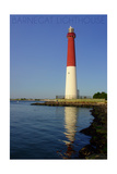 Barnegat Lighthouse Close Up
